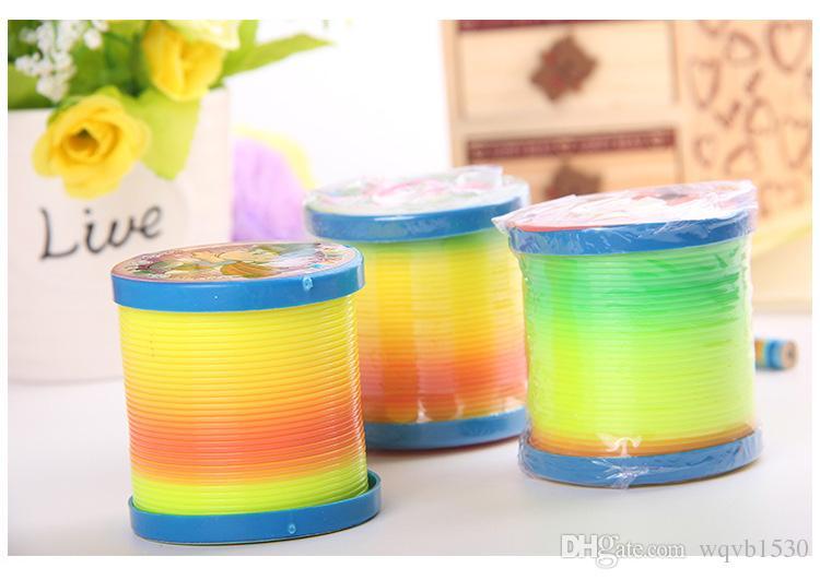 Doğrudan satış B105 renk çemberi çocuk Yizi oyuncak bahar renk çemberi oyuncaklar ve süper güzel rengin ücretsiz teslimat