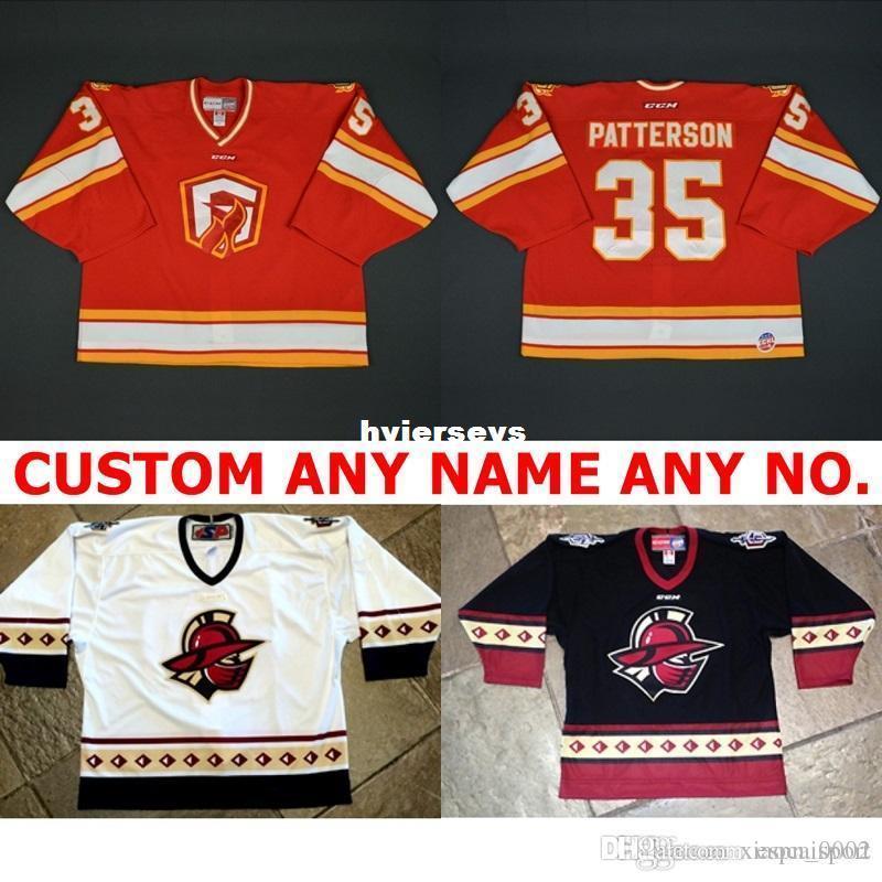 Custom Wholesale 2017 New Customize ECHL Atlanta Gladiators Mens ... 7edb362ed