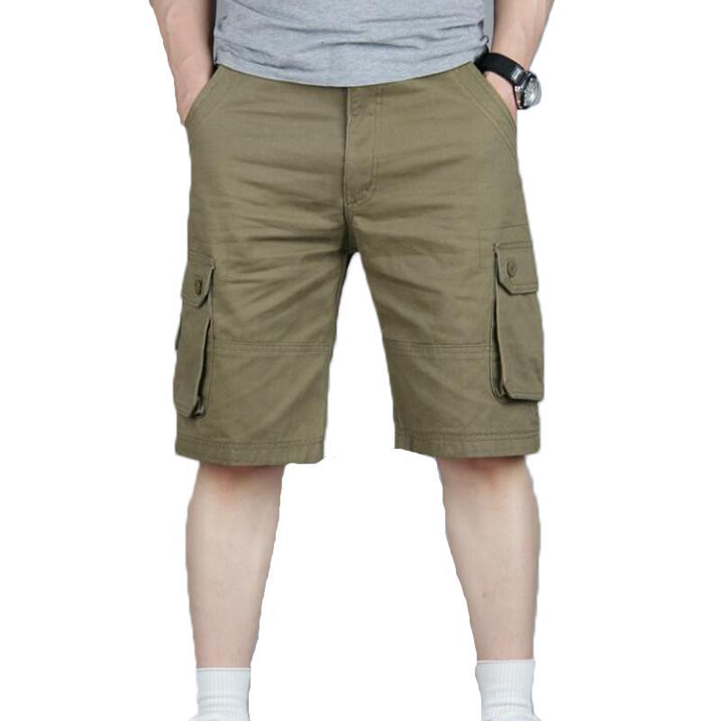 Großhandel 86 Sommer Shorts Mann Armee Fracht Arbeit Casual Wash Pocket  Short Männer Mode Jogger Overall Plus Größe 46 Kostenloser Versand Von  Cacy, ... 03c3b71360