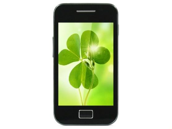 3G WCDMA 5MP bar Camera Android by 3.5 inch 5830 unlocked cell phone with WIFI GPS Bluetooth