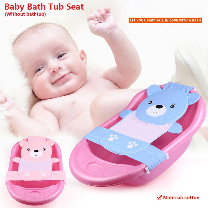 2018 2018 Newest Cartoon Cute Bear Baby Bath Tub Seat For Newborns ...