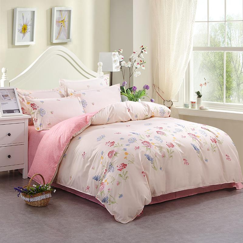 girls queen bed. Suitable For Girls Princess Red Simple Bed Linen Queen Beds The Following Is Same Duvet Cove Sheet Pillowcases Comforter Set Polka Dot Bedding C