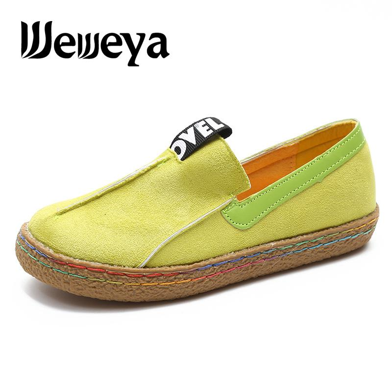 Para Zapatillas Deportivos Zapatos Mujer 2018 Weweya 42 Transpirables Cómodos Mujeres Caminar Ligeros De Mulher Sapatilhas srdCtoQBhx