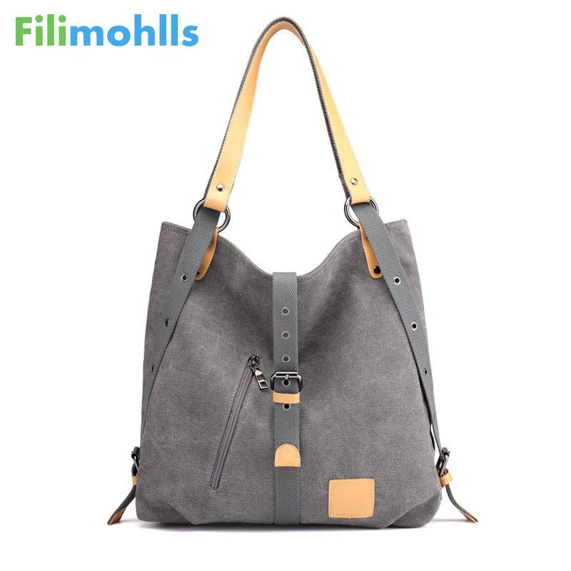 2018 Brand Large Capacity Pocket Casual Tote Women S Handbag Shoulder  Crossbody Handbags Pu Leather Canvas Bags For Women S1645 Handbags Brands  Womens ... d2b29cf101af3