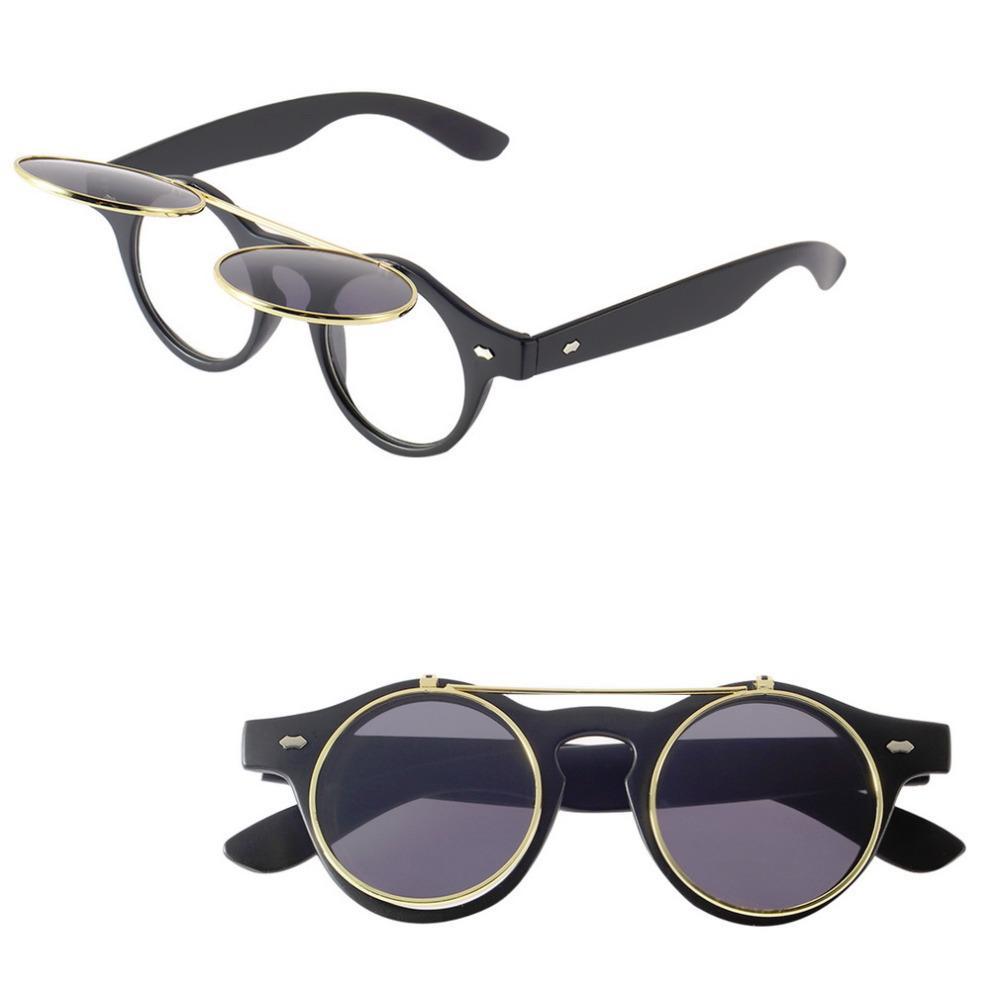 ADRIANA: Goth Glasses