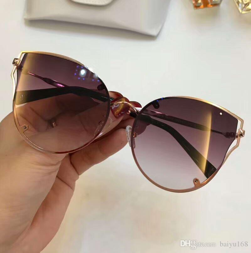 4d9d87a60 Women Cat Eye Va2015 Glasses Alone Sunglasses Sonnenbrille Va 2015 Designer  2018 Fashion Brand Sunglasses New With Box Kids Sunglasses Locs Sunglasses  From ...