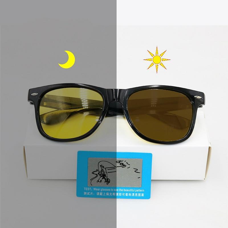 be387c8bdc 2018 Polarized Photochromic Sunglasses Women With Transition Lenses  Polarized Sun Glasses Men Women Discoloration Lenses 2140 Round Glasses  Designer Glasses ...