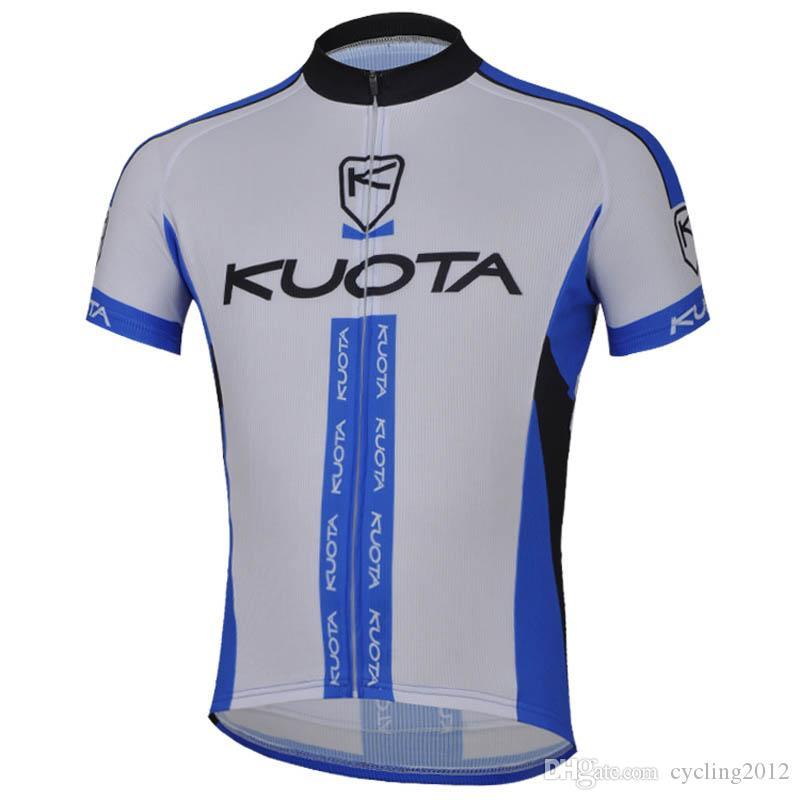 2018 KUOTA Team cycling jersey cycling clothing men bike wear summer MTB Bicycle Breathable sportswear F213