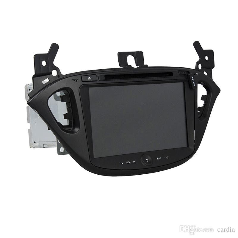 Car DVD player for Opel CORSA 8inch 4GB RAM Octa-core Andriod 8.0 with GPS,Steering Wheel Control,Bluetooth, Radio