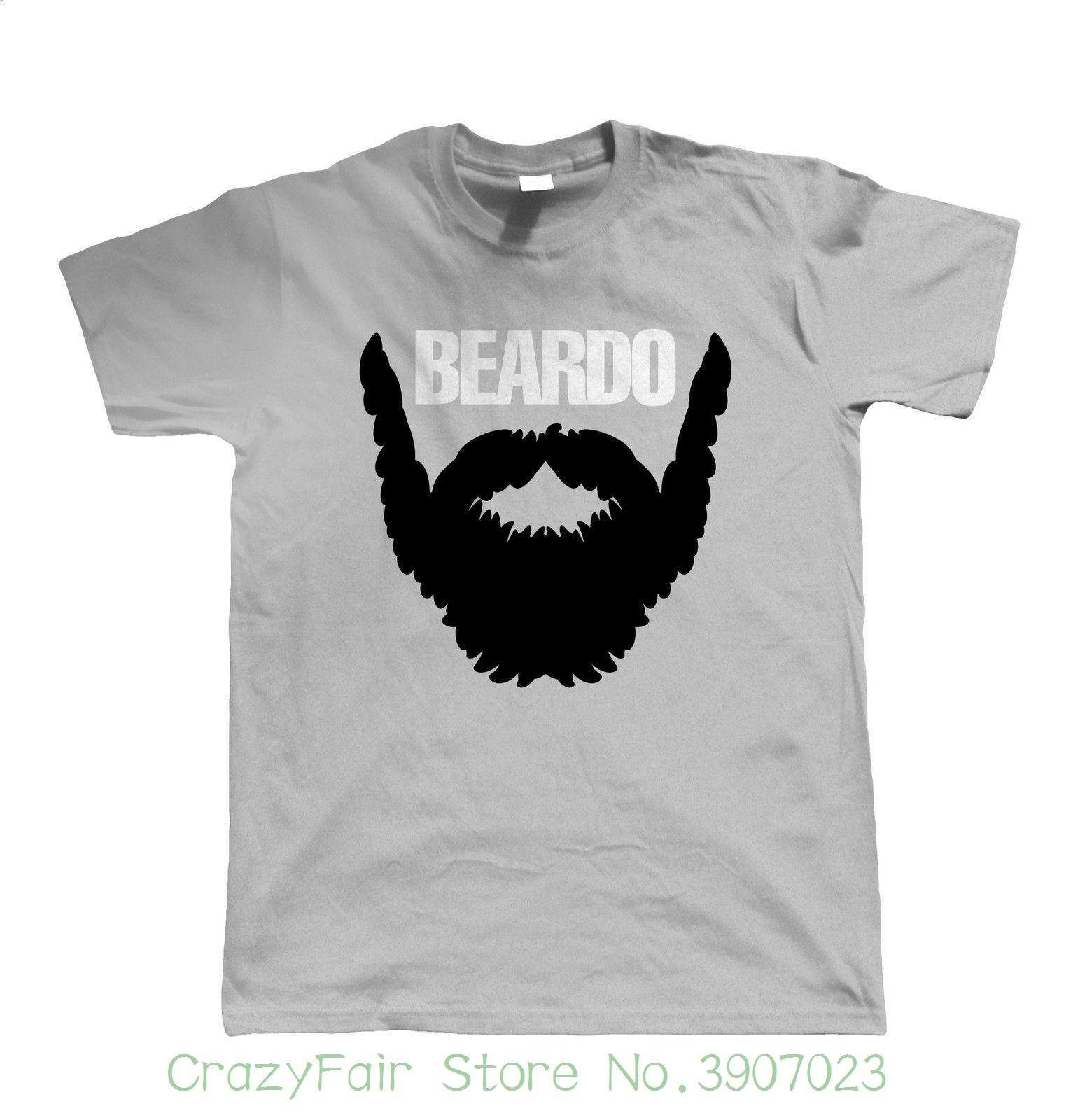 Beardo Mens Funny T Shirt Beard Mustache All Sizes 4xl 5xl Men T