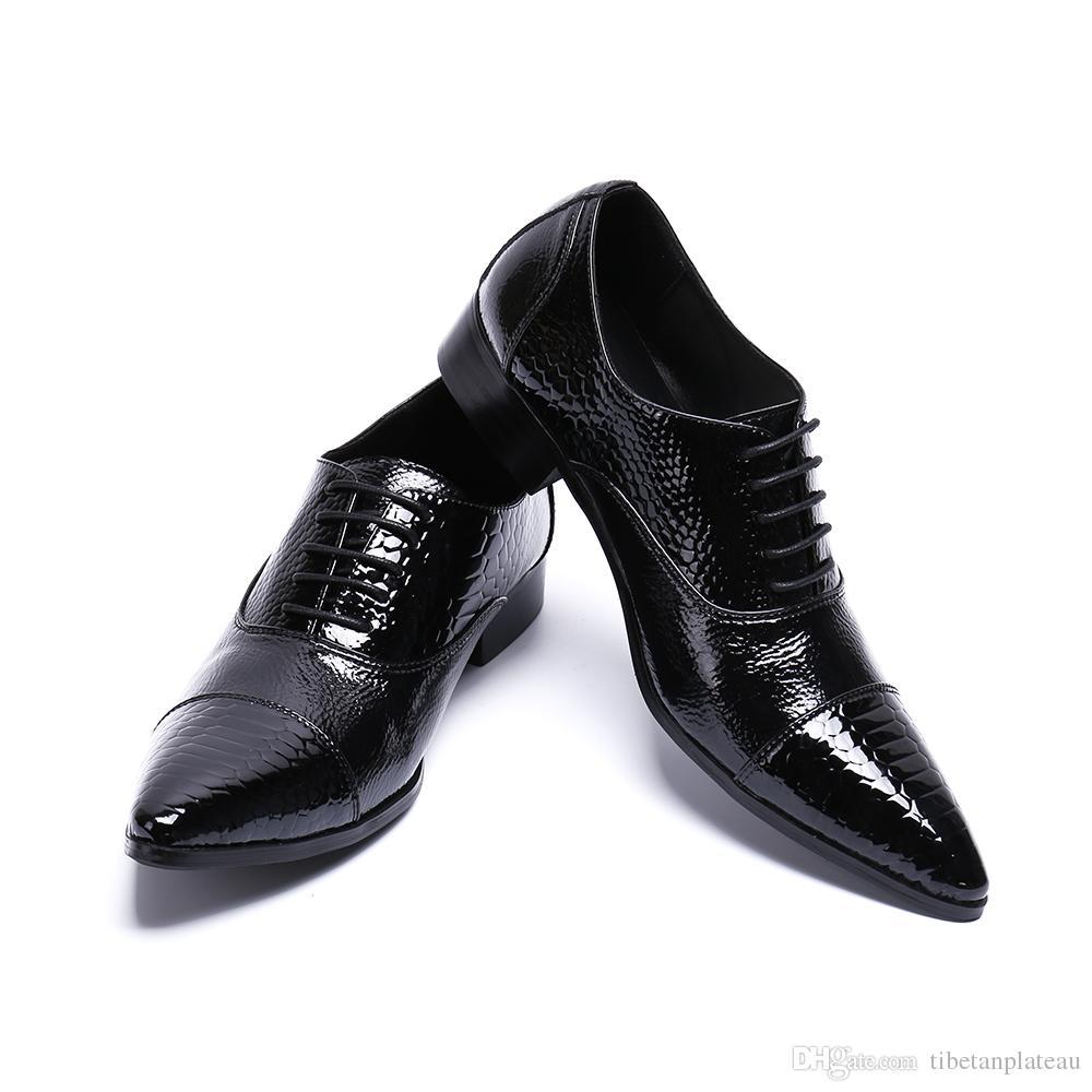 816b948c58f8 mens black pointed toe dress shoes – Little Black Dress   Black Lace ...