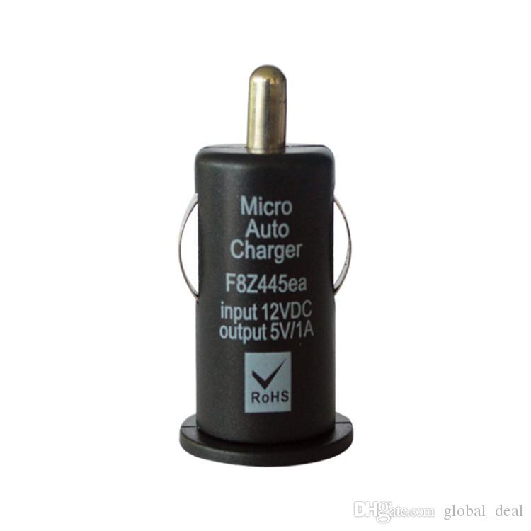 Micro Auto Universal Car Charger Adapter For LG G3 G4 G2 G5 Leno Spirit L90 Magna For LG nexus 5 V10 And Other Phones USB Car Charger