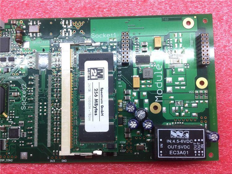 100% de trabajo para TRUFAX200 BRI BROOKTROUT TECHNOLOGY PCI9050-1 4275AC SD496 5.1 ERW UL SERES M2I.4031 MODELO DE ESPECTRO BSOCKET2