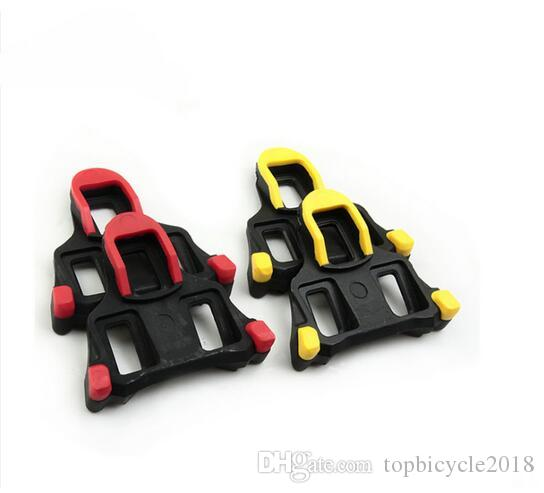 6f3b9320244 For Shimano SM-SH11 SPD-SL Road Bike Cycling Self-locking Pedal Cleats SPD  Set discount sale