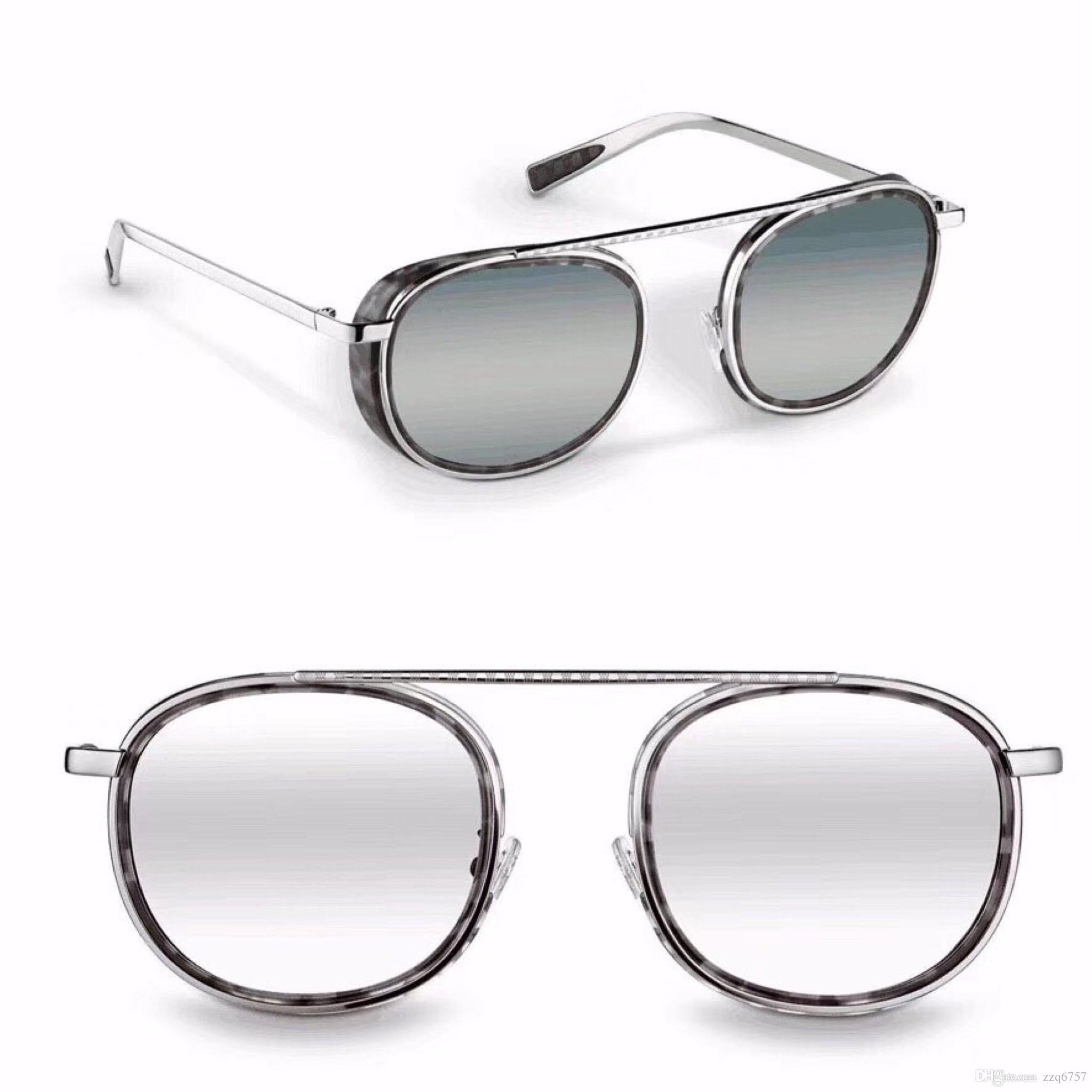 7b8937d6ce New Fashion Designer Sunglasses For Men LANAI Small Frame Modern And Street  Design Styles Uv400 Lens Outdoor Protection Eyewear Circle Sunglasses Glass  ...