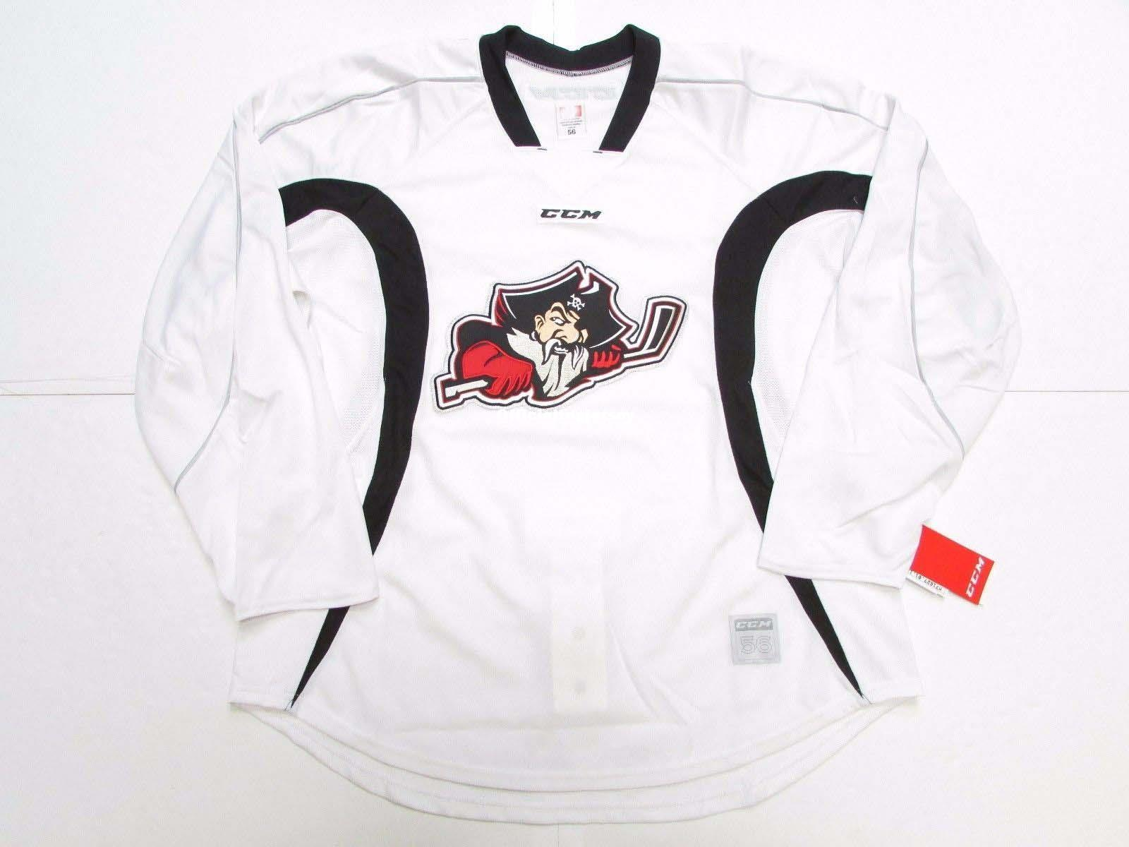 2019 Cheap Custom PORTLAND PIRATES AHL CHL WHITE PRACTICE CCM EDGE HOCKEY  JERSEY Mens Stitched Personalized Any Number Any Name Jerseys From ... 3e667eec34a