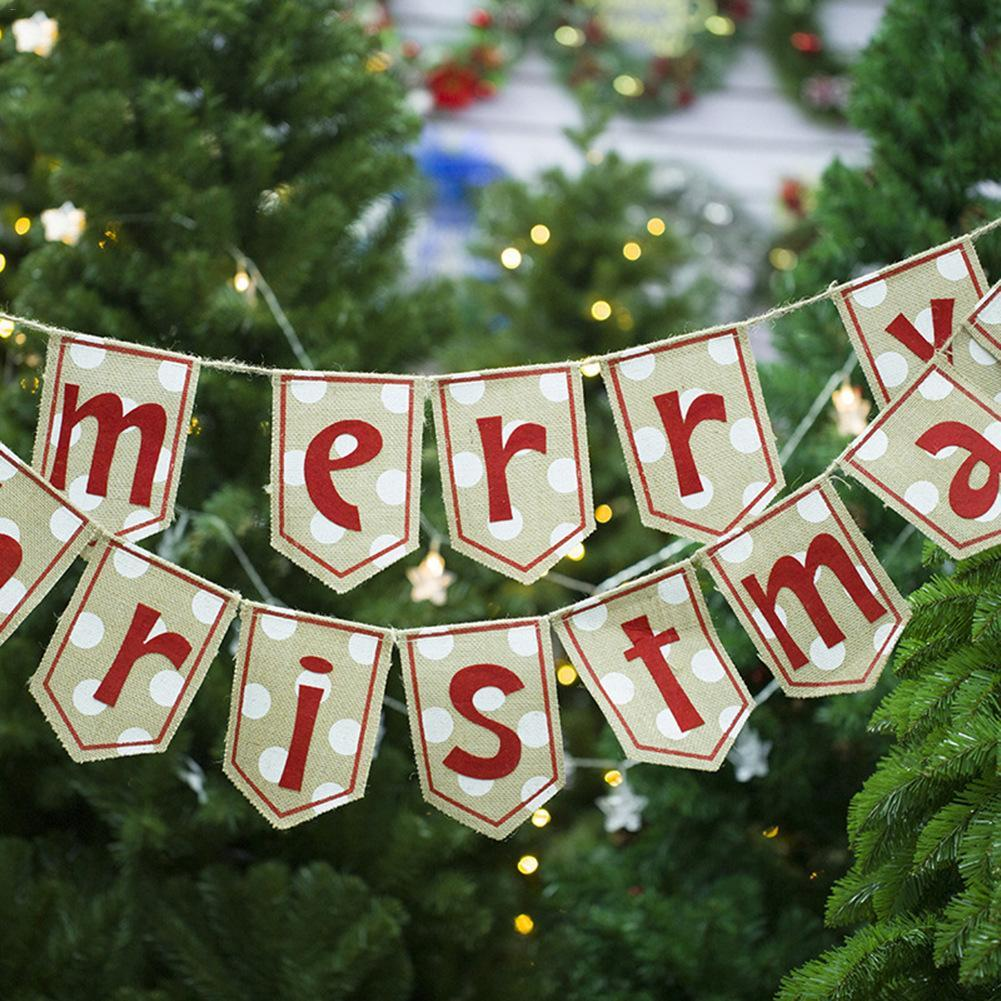 Buon Natale Glitter.Acquista Anno Nuovo Buon Natale Glitter Paper Ghirlanda Porta
