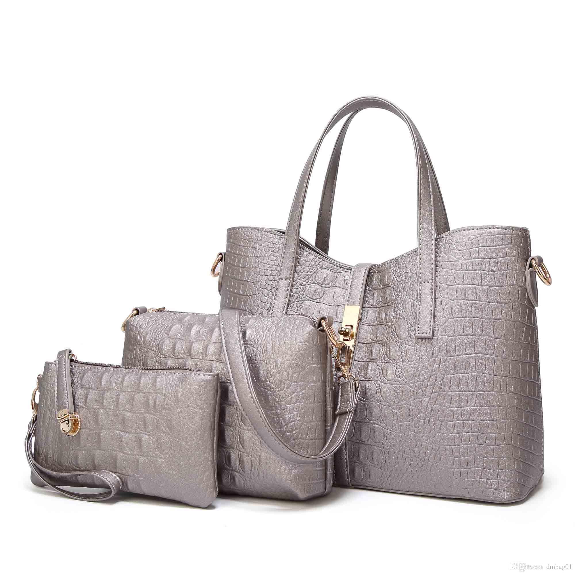 16e1ca5dff2b Pink Sugao Purses And Handbags Composite Bag Pu Leather Crossbody Bag Tote  Shoulder Clutch Purse Messenger Bag Set High Quality Crossbody Purses Ladies  ...