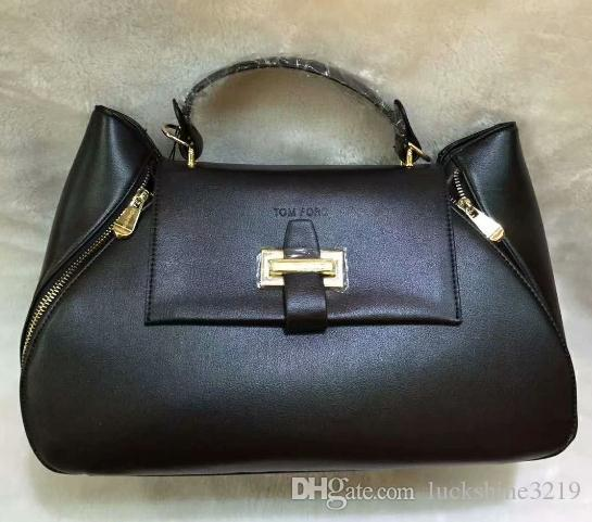 faa7b14dcacf3 TOM FORD Designer Handbags Luxury Brand Handbag Fashion Totes Women ...