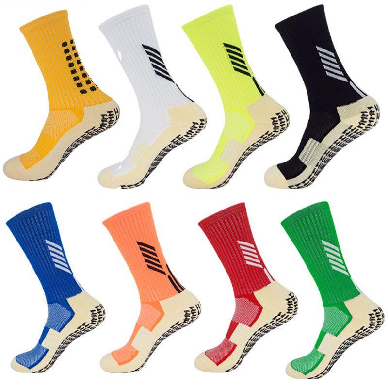 b4303910d716 2019 Football Socks Anti Slip Soccer Socks Men Similar As The Trusox Socks  For Basketball Running Cycling Gym Jogging From China techno