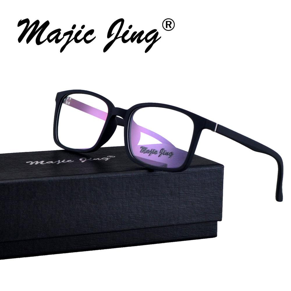 Apparel Accessories Friendly Brand Design Unisex Fashion Alloy Half Round Rim Eyewear Frame Brand Designer Vintage Gold Silver Myopia Optical Eyeglasses Men's Glasses