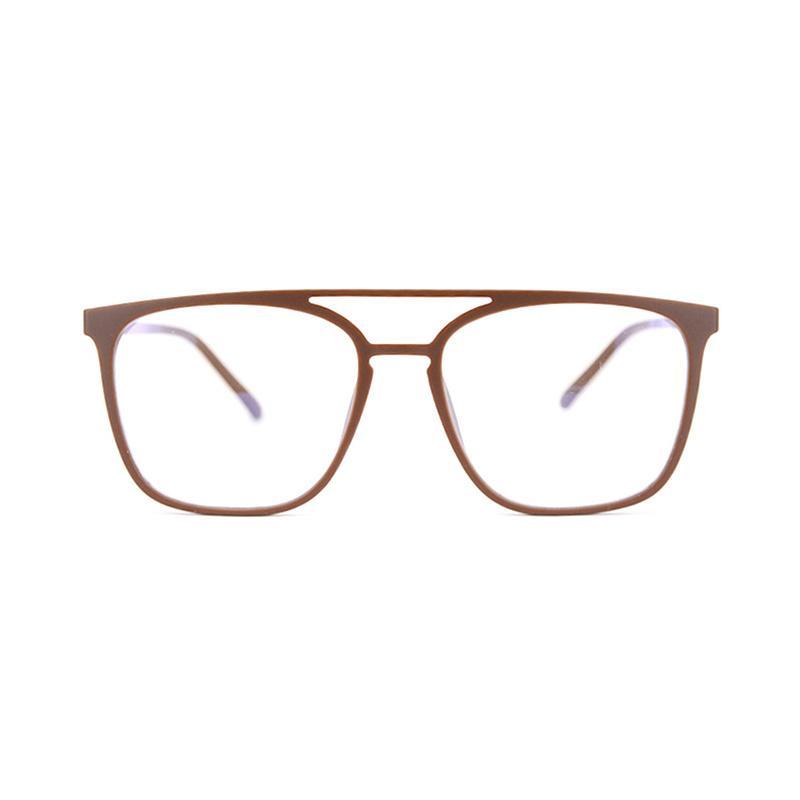 Großhandel Retro Männer Quadratische Brillen Schwarz Günstige Tr90 ...