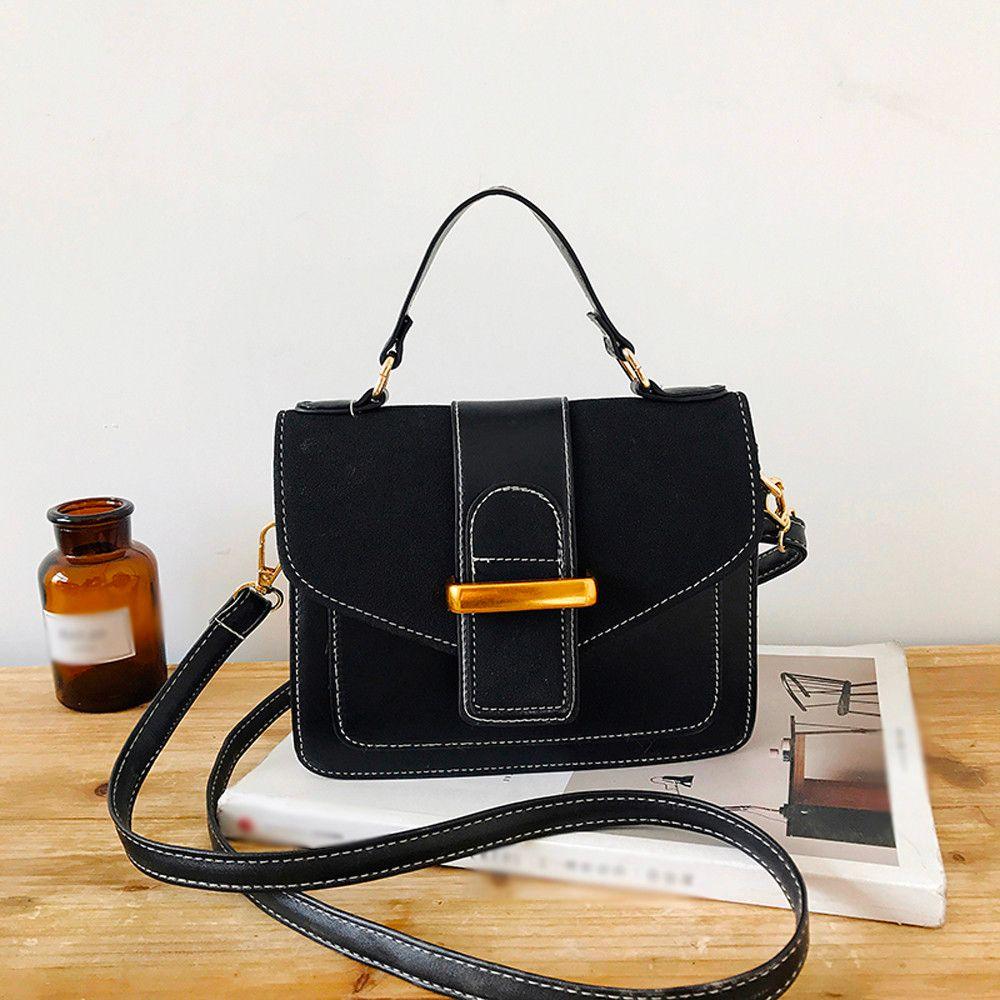 7459dcc50316 Women Leather Shoulder Bag Messenger Satchel Tote Crossbody Bag Handbag  Shoulder Bags Cheap Shoulder Bags Women Leather Shoulder Bag Messenger  Online with ...