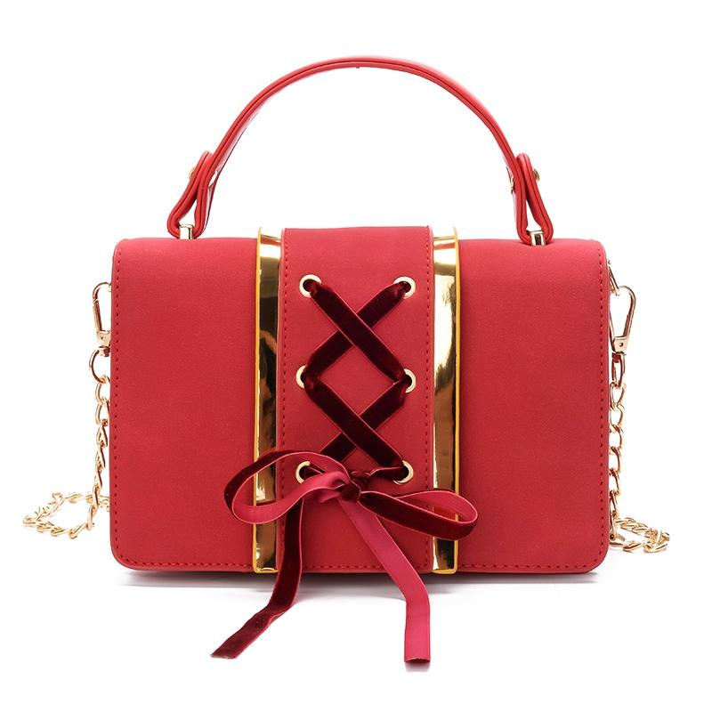 7115884257 New Fashion Cute Bow Shoulder Bags Women Sweet Red Handbag Famous Brand  Designer Girl Leather Shoulder Bag Black Purses Handbags From Totebeauty,  ...