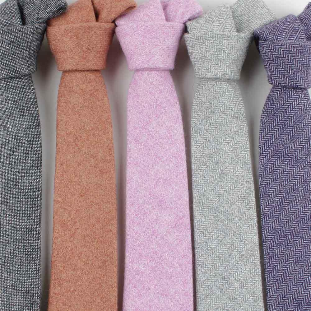 713e010b7ced Acquista TAGER WILEN Marchio Di Moda Di Lana Cravatte Di Marca Popolare  Cravatta Cravatta Solido Gli Uomini Abiti Cravatta La Cravatta Di Lana Da  Uomo ...