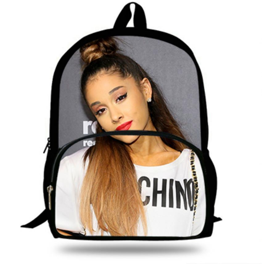 16 Inch Ariana Grande Printed School Bag For Children Casual Backpacks For  Boys Girls Kids For Mens Womens K26 Rolling Backpack Gym Bags For Men From  Fdx01 037824659b9c7