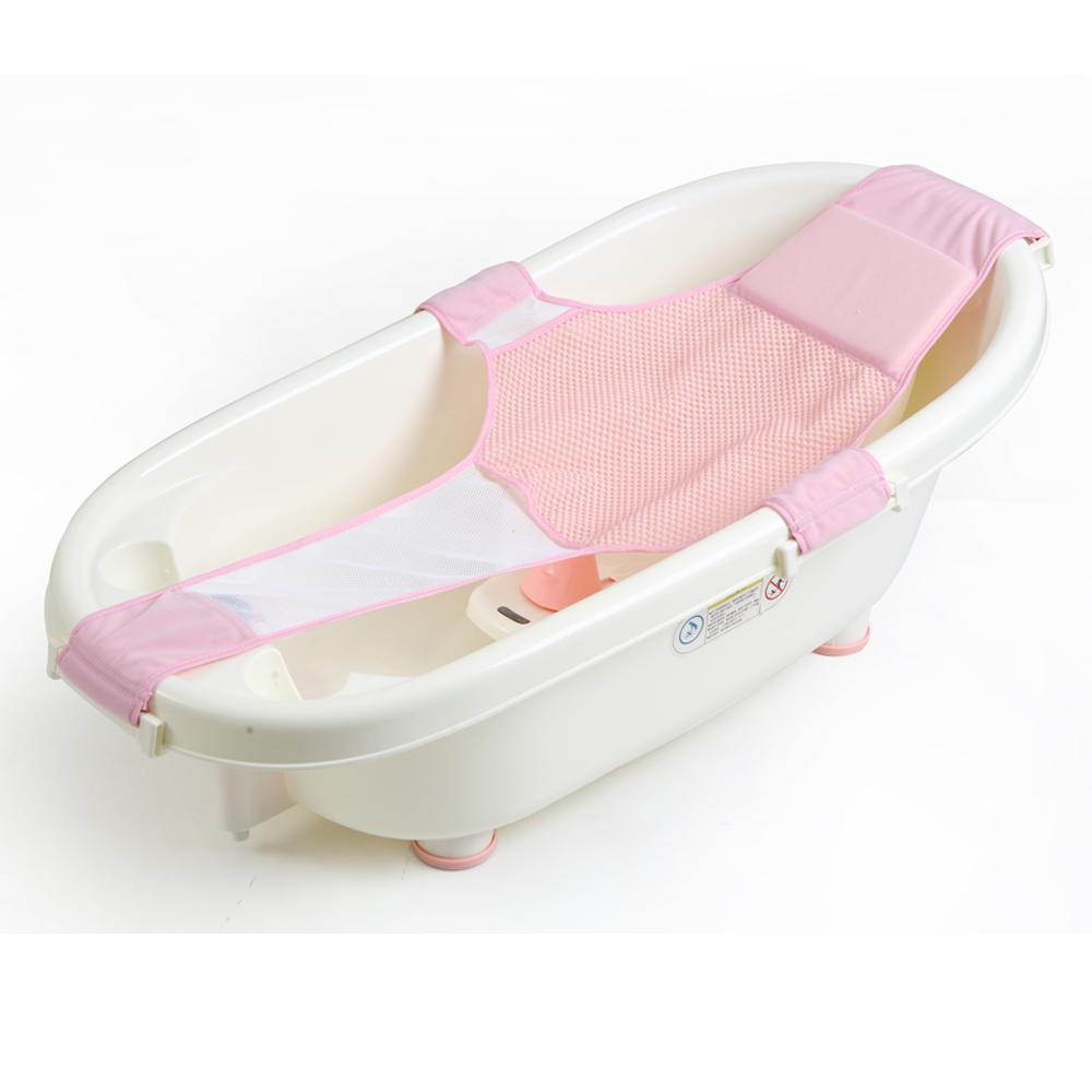 2018 High Quality Baby Safety Bath Adjustable Baby Bathtub Safety ...