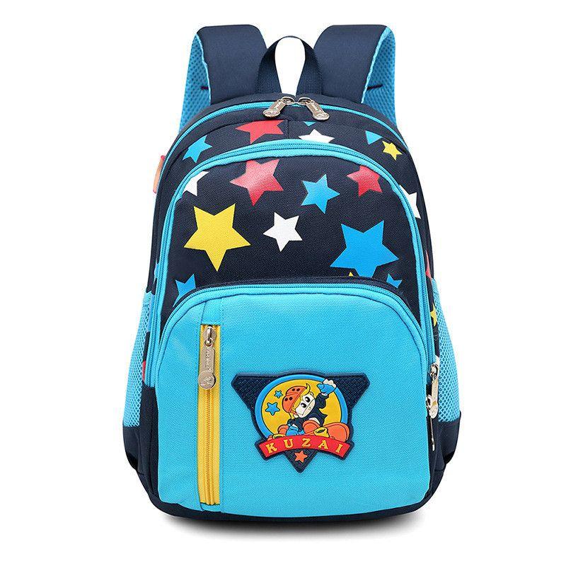 New Arrivals 2018 Boys School Bags Cartoon Children School Backpacks  Kindergarten Primary Boy Girl Backpack Mochila Kids Satchel Cheap Backpacks  Rolling ... 64df25257812d