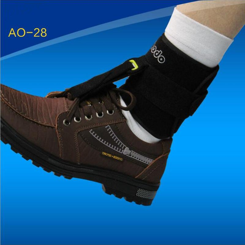 Drop Foot Support Afo Adjustable Universal Size Ober Ankle Joint
