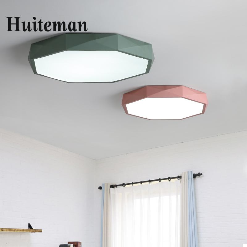 2019 Kids Room Lights Children Dimmable Ceiling Lamp Baby Ceiling