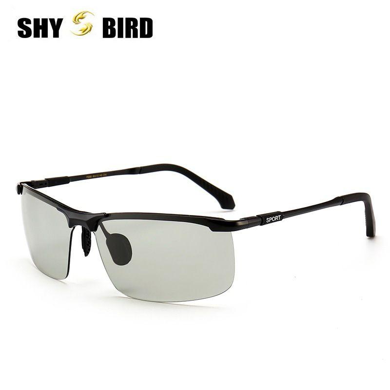 74d0f4f21d Luxury Brand SHYBIRD Factory Direct New Vari-colour Polarized ...