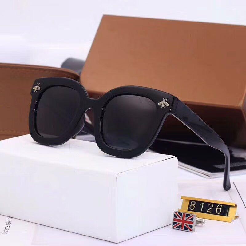 c7ea1ad25e 2018 Fashion Luxury Brand Sunglasses Men R336 Fashion Summer Style ...