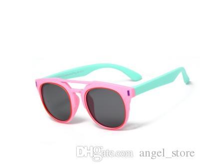 9990617f538 2018 New Children S Sunglasses Kids   Baby 8168 Sunglasses Uv400 Eyeglasses  Frame Gift For Kids Sunglasses For Women Cat Eye Sunglasses From  Angel store