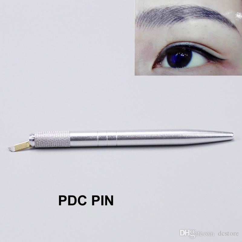 eyebrow stnecil kit makeup pen 3D manual tattoo eyebrow machine PDC needles acupuncture
