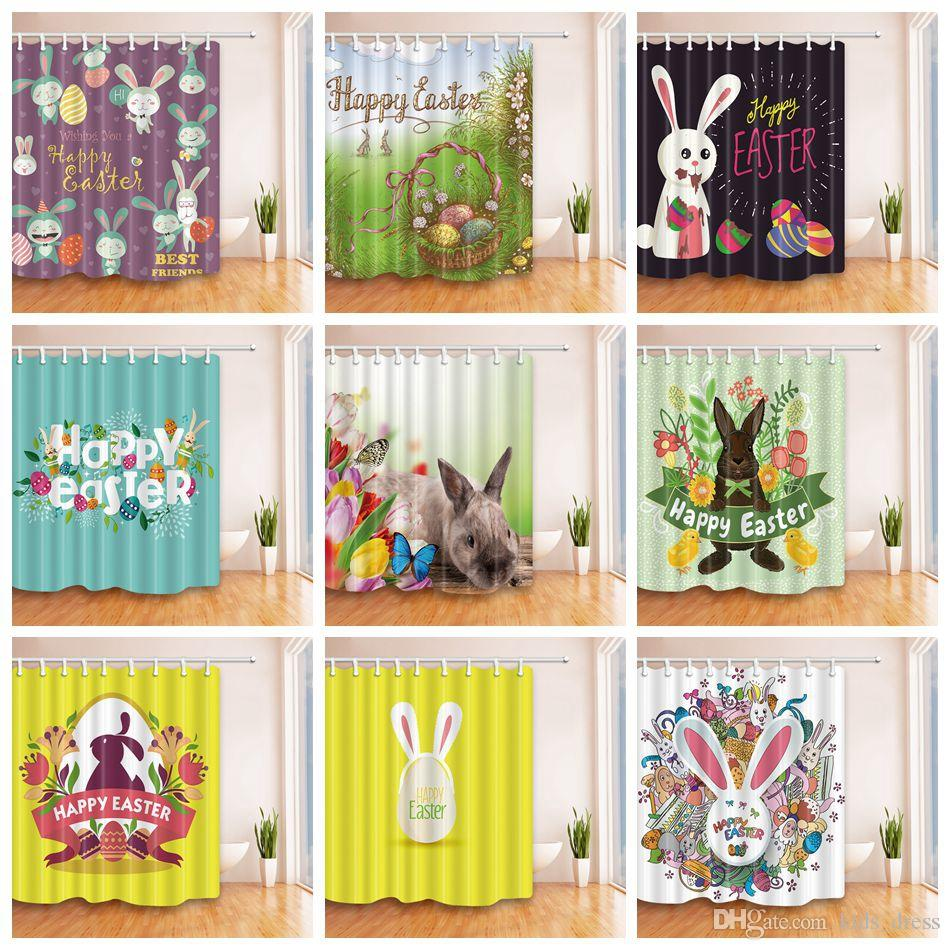 custom owl of machine shower fabric cute interior curtain polyester curtains print