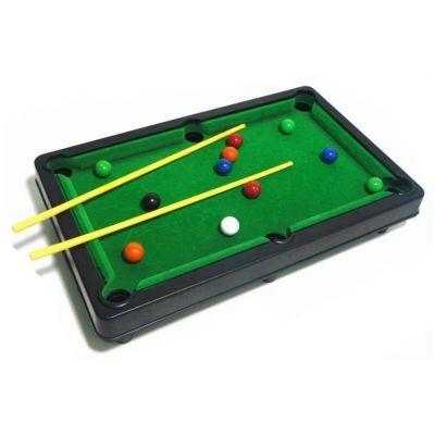 Best Mini Children Billiard Pool Set Flocking Simulation Desktop Novelty  Childrenu0027S Play Sports Balls Sports Toys Mini Pool Table Flocking Under  $24.63 ...