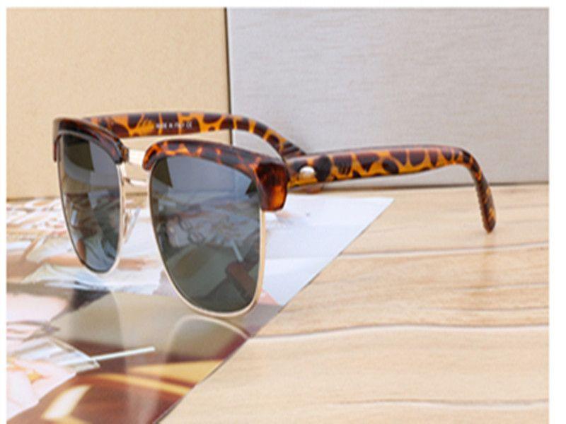756 Marken-Designer-Sonnenbrille Qualitäts-Metallscharnier Sonnenbrillen Herren Brillen Frauen Sonnenbrillen UV400 Objektiv Unisex