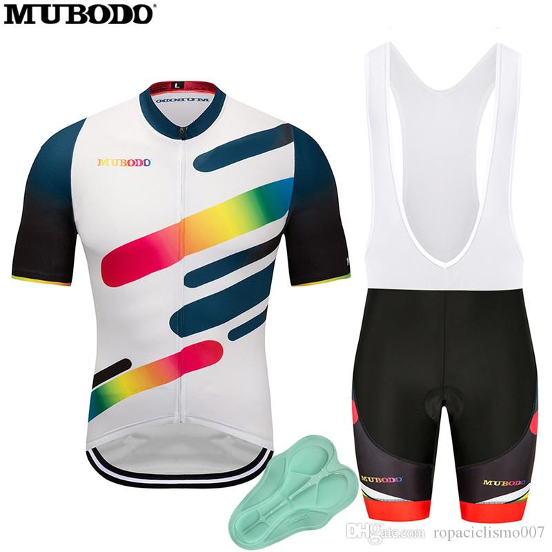 0d8c64f67 MUBODO Ful Cycling Jersey Bicycle Ropa Ciclismo Hombre Mountain Bike ...