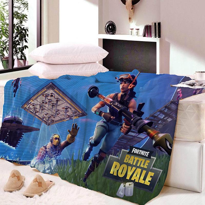 Fortnite Nights Color Random Home Textiles Air Sofa