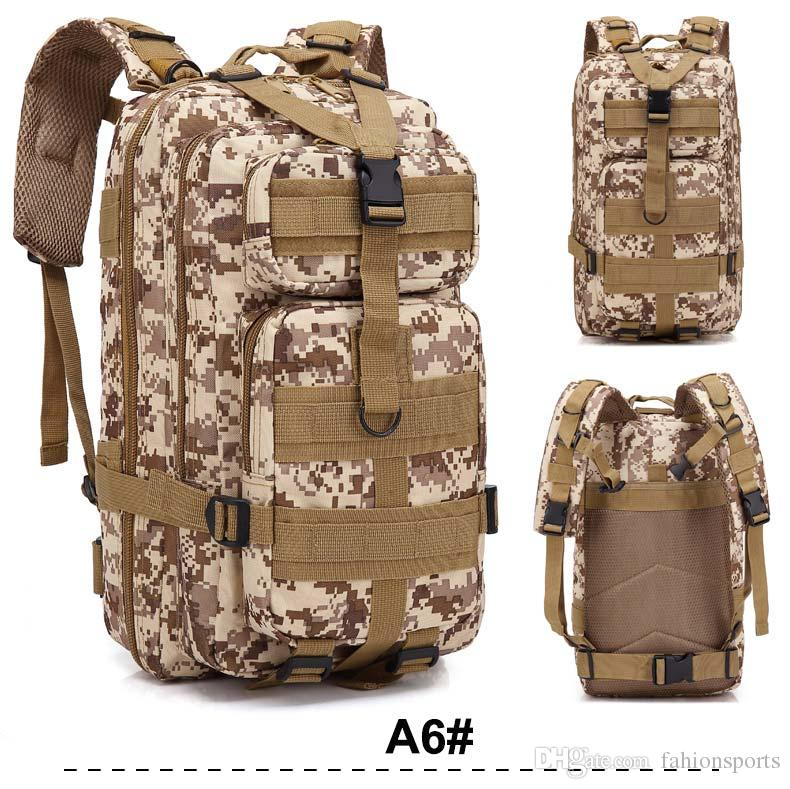 986f151d3ebc New 30L Waterproof Outdoor Military Rucksacks Tactical Backpack Sports  Camping Hiking Trekking Fishing Hunting Bags Backpack Tactical Backpack  Online with ...