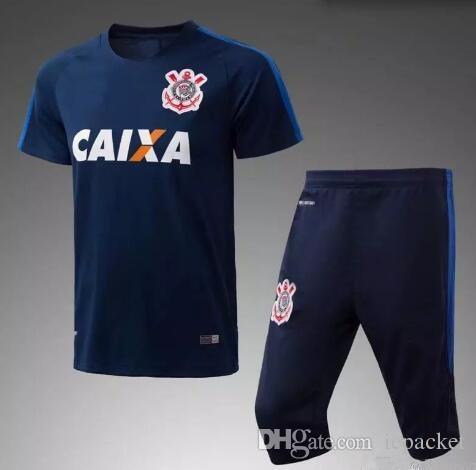 Top Level Corinthian Gilchmei Paulista Soccer Jerseys 17 18 Thai ... 5ce577126