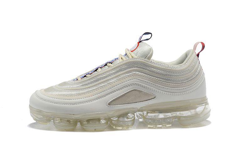 sneakers for cheap 9a524 34ec7 Compre Nike Air Max Airmax Vapormax 97 Hot Nuevo Va OG X Undftd 97 Hombres  Mujeres Negro Speed Red DS Zapatillas 98 Zapatillas De Deporte Zapatos ...