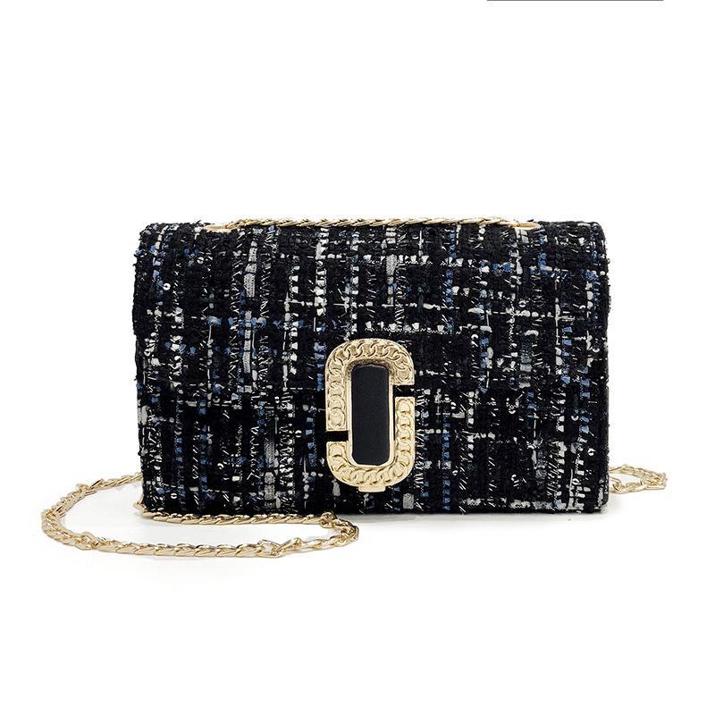 e1e04322d5 2018 Women Messenger Bags Luxury Handbag Famous Brand Women Plaid ...