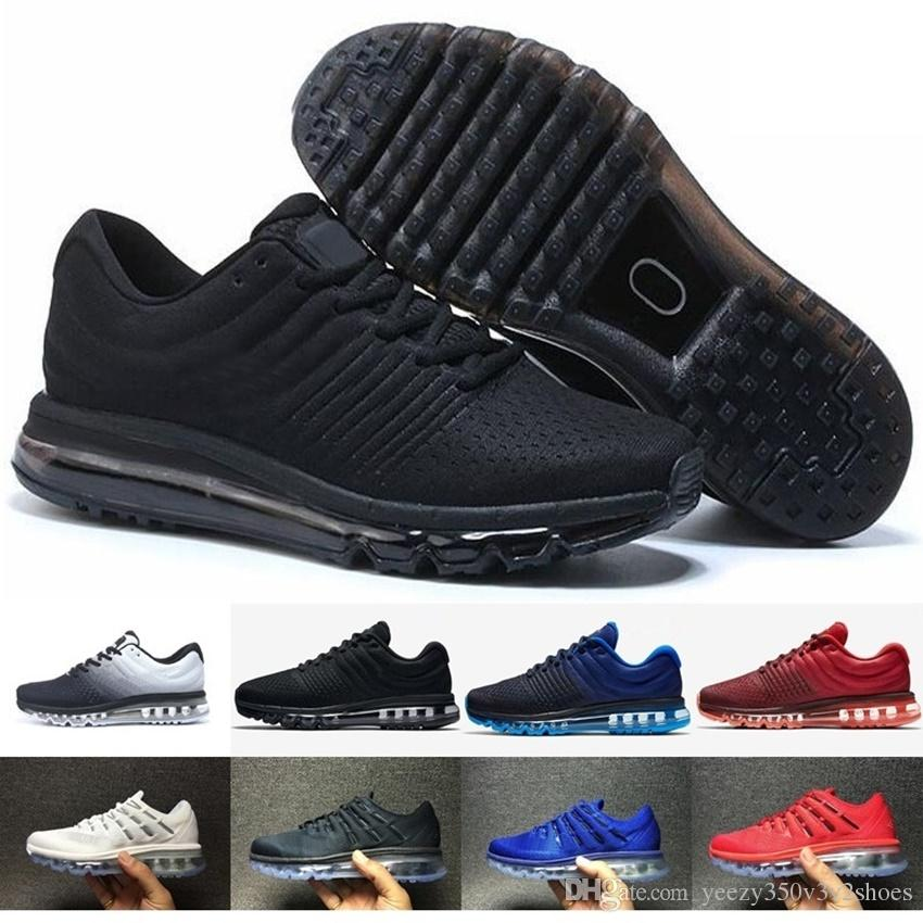 hot sale cheap price sale wiki wholesale maxs 2017 Men running shoes Hot selling Original quality maxes 2017 cushion sneaker for mens Newest release sneaker 36-45 outlet from china find great hCu6gJc