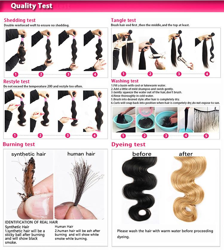 Peruvian Virgin Remy Hair Piece 4*4 Top Closure Natural Black Straight Peruvian Remy Hair Front Lace Closure