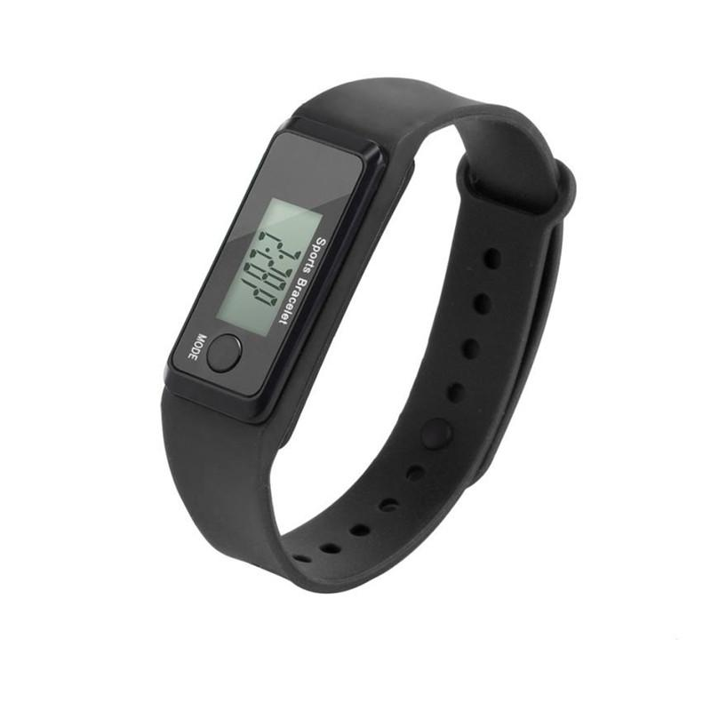 0f87078053e Men Sports Watches Calorie Counter Digital LCD Walking Distance Run Step  Watch Bracelet Pedometer Male Clock Relogio Masculino Watches Online Buy  Online Buy ...